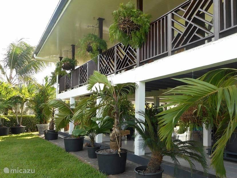 Vakantiehuis Suriname, Commewijne, Nieuw Amsterdam Appartement Palm Village