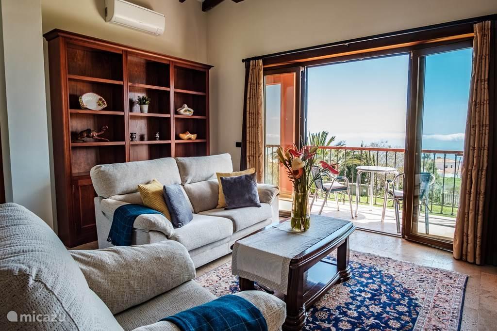 Vakantiehuis Spanje, Tenerife, La Esperanza Appartement Luxe onder de zon
