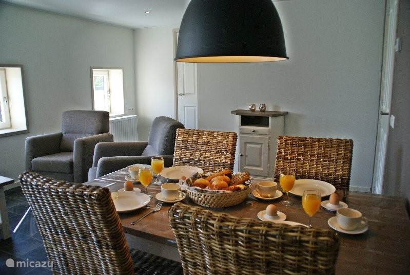 Vacation rental Netherlands, Zeeland, Hoofdplaat Apartment ***** Apartment 'The Graanzolder