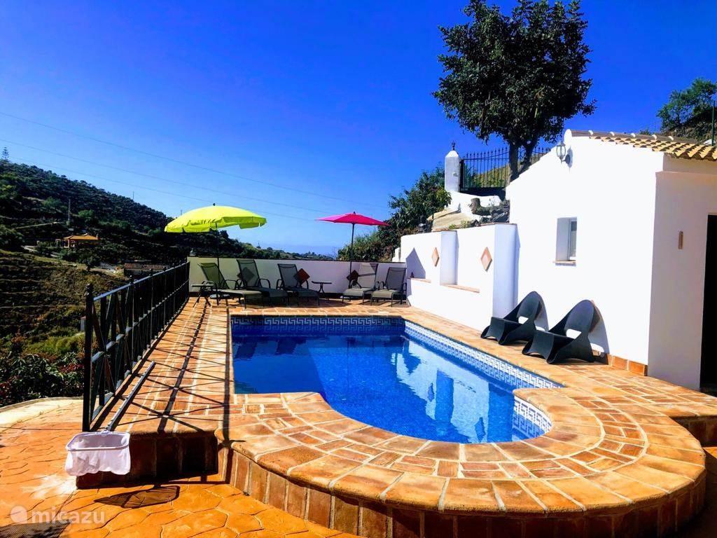 Vakantiehuis Spanje, Andalusië, Arenas Finca Casa Rosalia