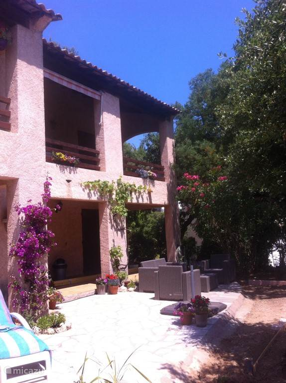 Vacation rental France, French Riviera, Saint-Aygulf Holiday house Le Rêve