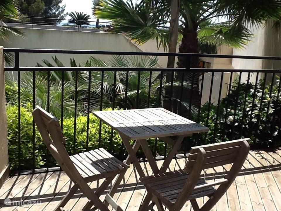 Small balcony la Lavande