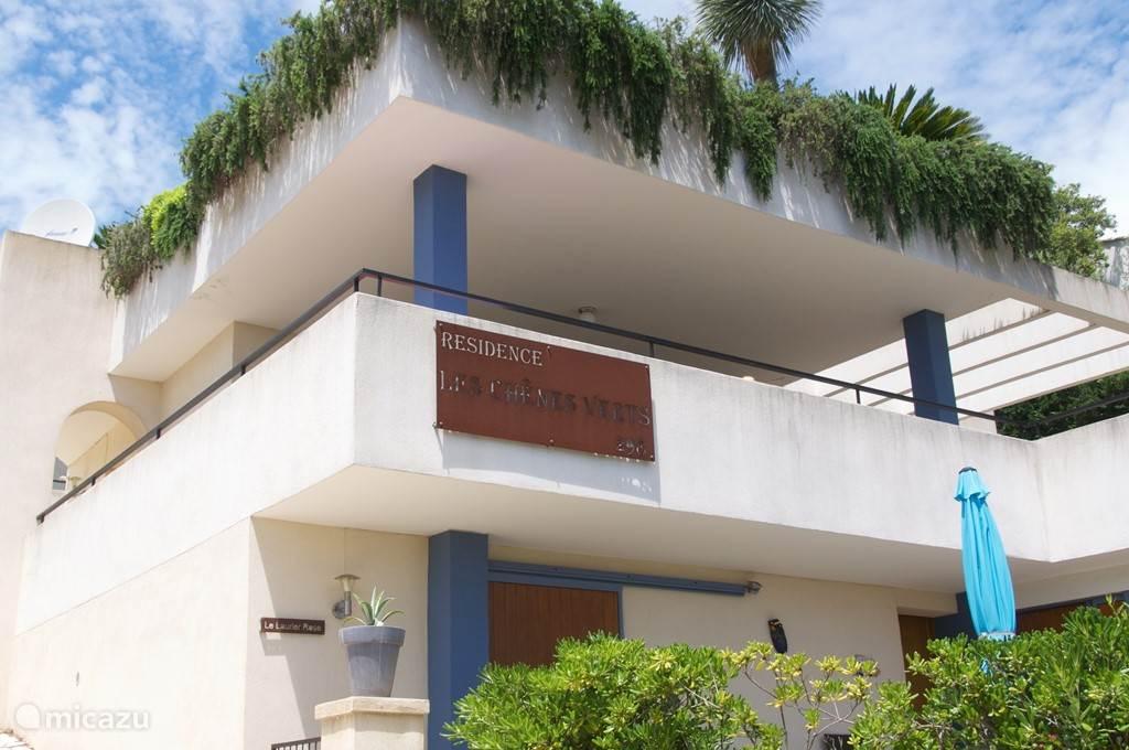 balcony Le Romarin