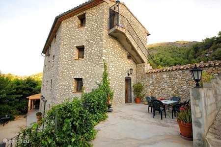 Vakantiehuis Spanje, Costa Blanca, Bolulla - appartement Casa Mika el Molinet 2