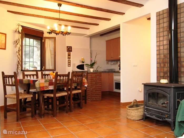 Vakantiehuis Spanje, Costa Blanca, Guadalest Appartement Casa Mika el Molinet 2