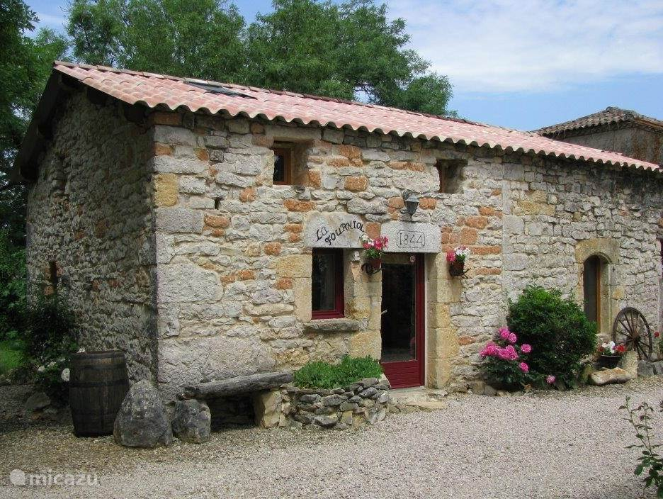 Vacation rental France, Tarn-et-Garonne –  gîte / cottage La Fourniol
