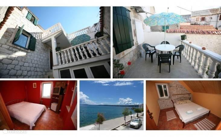 Vakantiehuis Kroatië, Dalmatië, Kastel Novi - appartement Mirakul