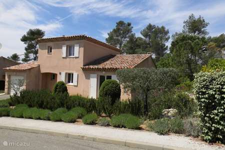 Vacation rental France, Var, Nans-les-Pins villa Villa La Mouchouane