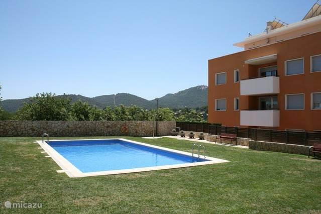 Vakantiehuis Spanje, Costa Brava, Sant Feliu de Guíxols appartement Luxe vakantie-appartement