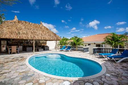 Vacation rental Curaçao, Banda Ariba (East), Jan Thiel villa Cas Mi Dushi