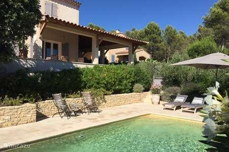 Ferienwohnung Frankreich, Vaucluse, Saumane-de-Vaucluse villa Les Demeures du Luc Villa 308