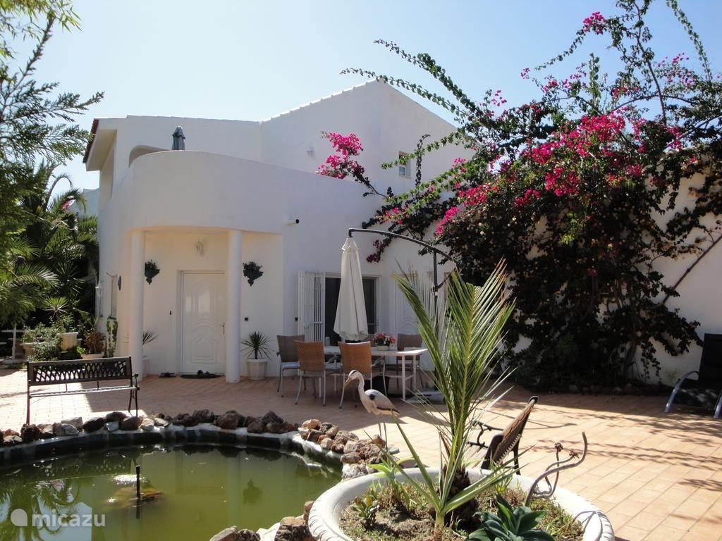 Vakantiehuis Portugal, Algarve, Moncarapacho - villa Quinta Botanica Villa Madrugada