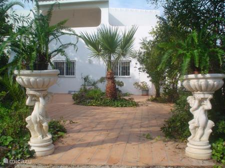 Entree Villa Madrugada