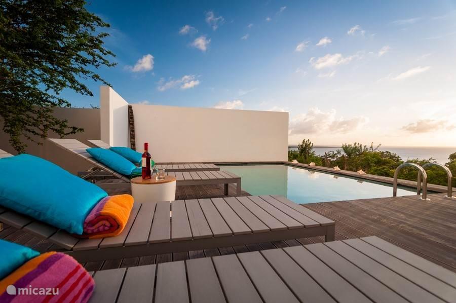 Vakantiehuis Bonaire, Bonaire, Kralendijk - villa Bonaire Bay View Villa