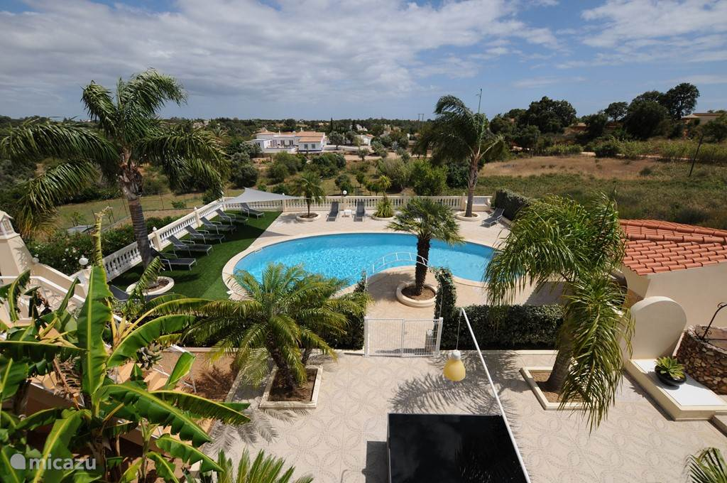 Vacation rental Portugal, Algarve, Carvoeiro villa Villa Paraiso