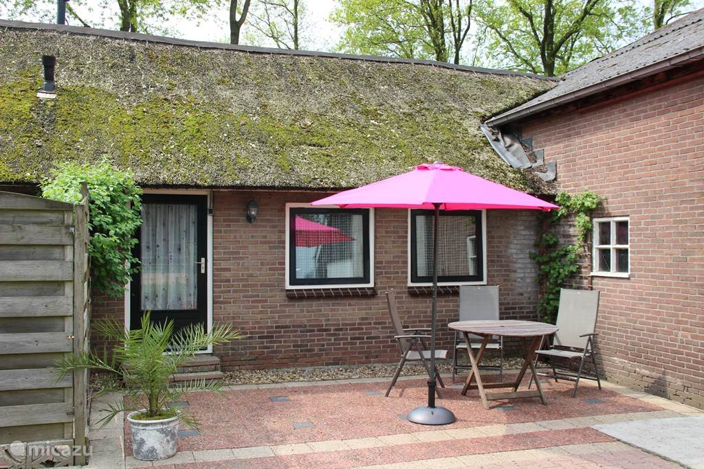 Vakantiehuis Nederland, Drenthe, Dwingeloo - appartement Lhee