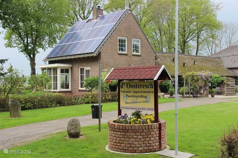 Vakantiehuis Nederland, Drenthe, Dwingeloo Appartement Lhee