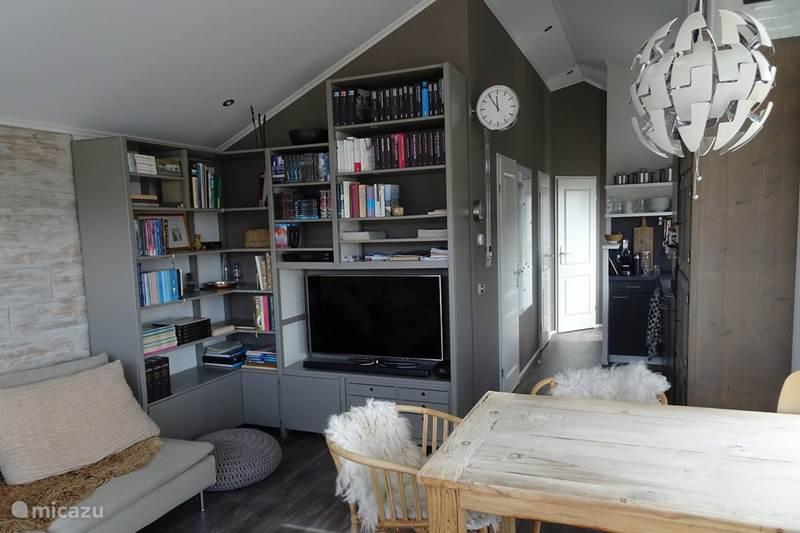 Vakantiehuis Nederland, Texel, Den Hoorn Chalet Loodsmansduin Spreeuw 12