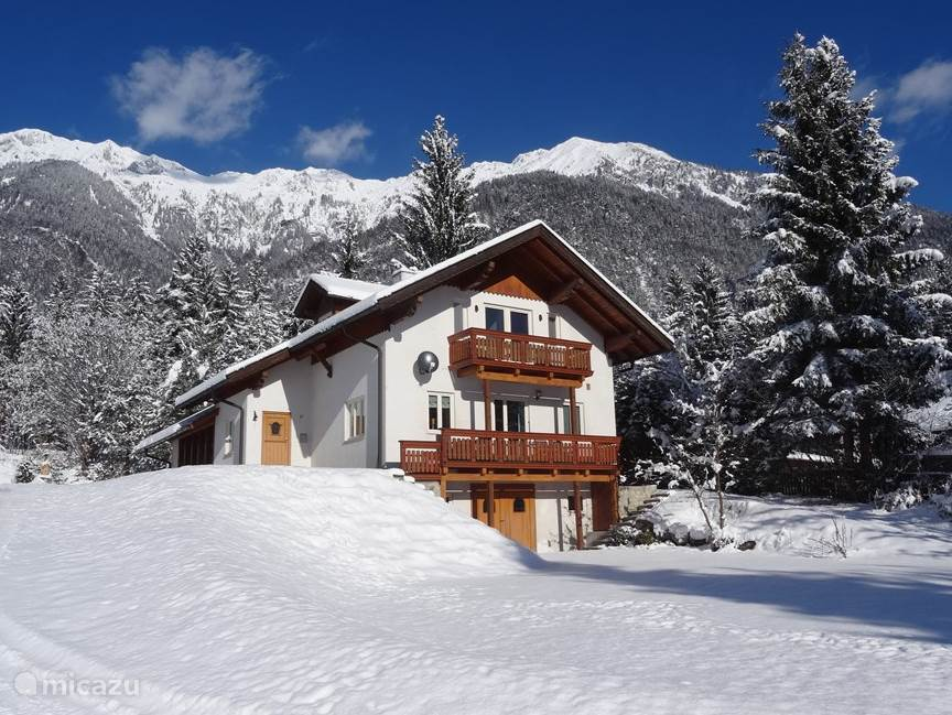 Vacation rental Austria, Carinthia, Hermagor Pressegger See holiday house Haus Berg und See