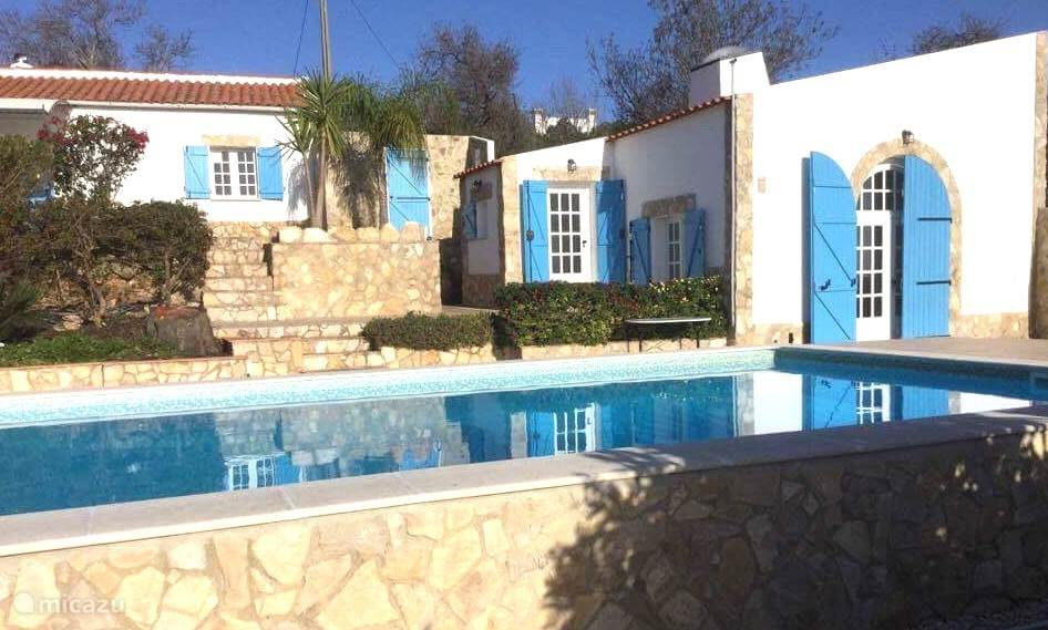 Vakantiehuis Portugal, Algarve, Moncarapacho - vakantiehuis Quinta do Vista