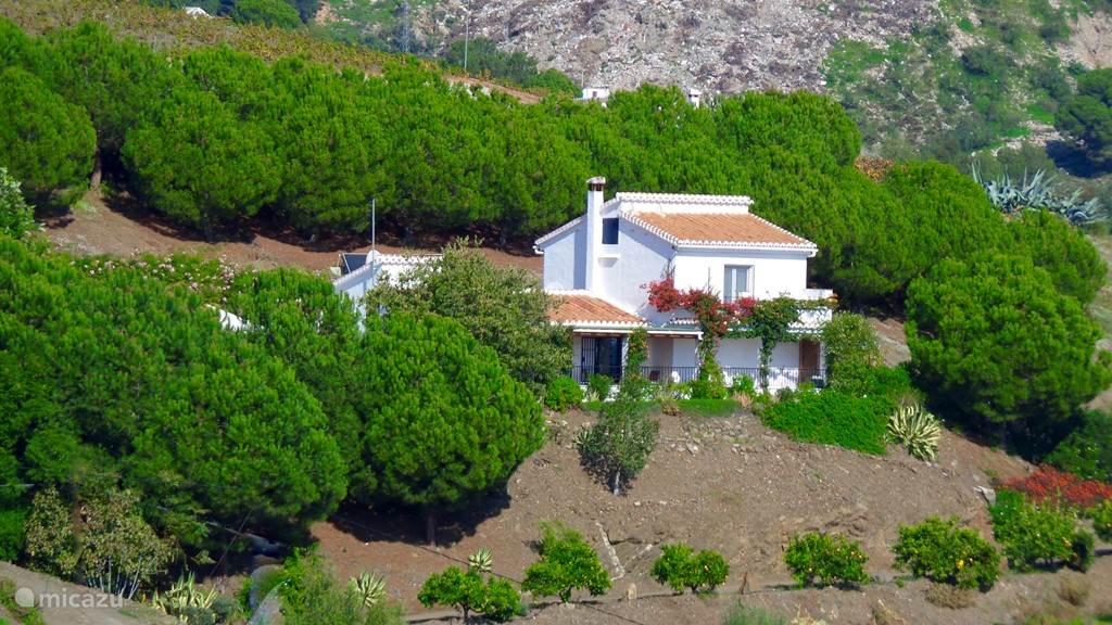 Vakantiehuis Spanje, Andalusië – bed & breakfast Finca Abundancia B&B Cómpeta