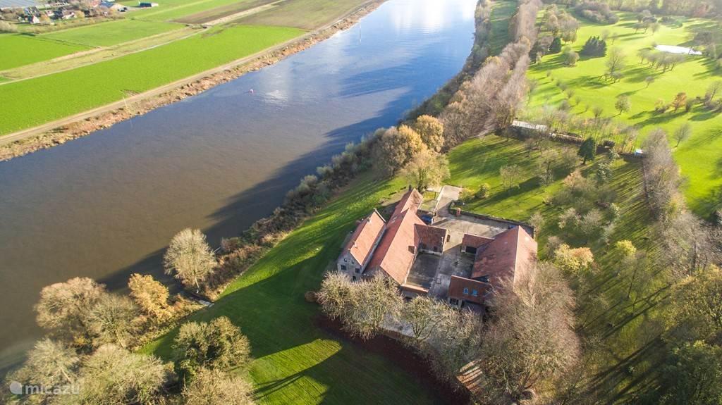 Vakantiehuis Nederland, Limburg, Horst boerderij Het Gebroken Slot
