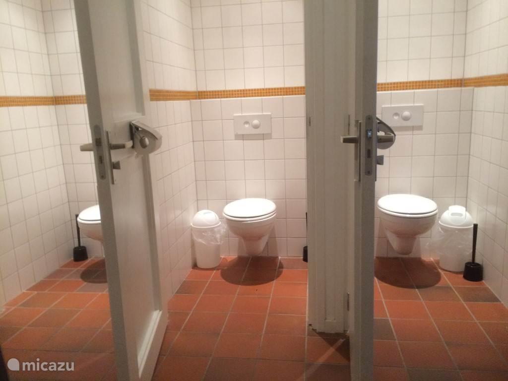 begane grond toiletten