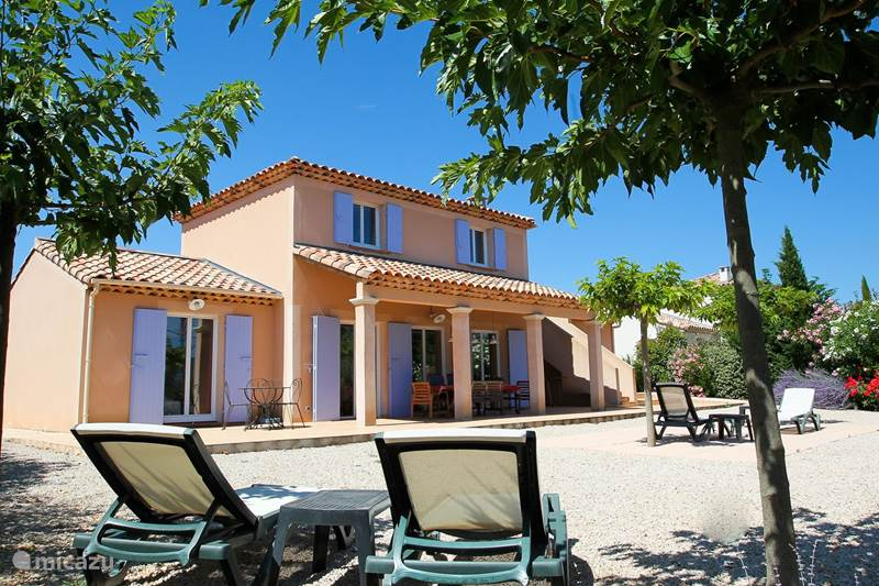 Vakantiehuis Frankrijk, Var, Nans-les-Pins Villa Prachtige villa in Provence
