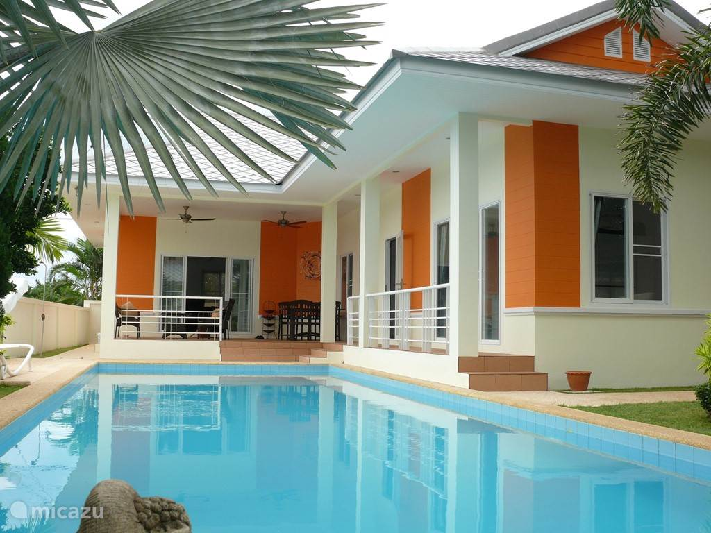 Duiken / snorkelen, Thailand, Centraal-Thailand, Hua Hin, villa Plumeria