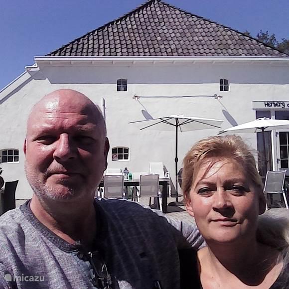 Marian en Hans Tuinstra en van den Bergh