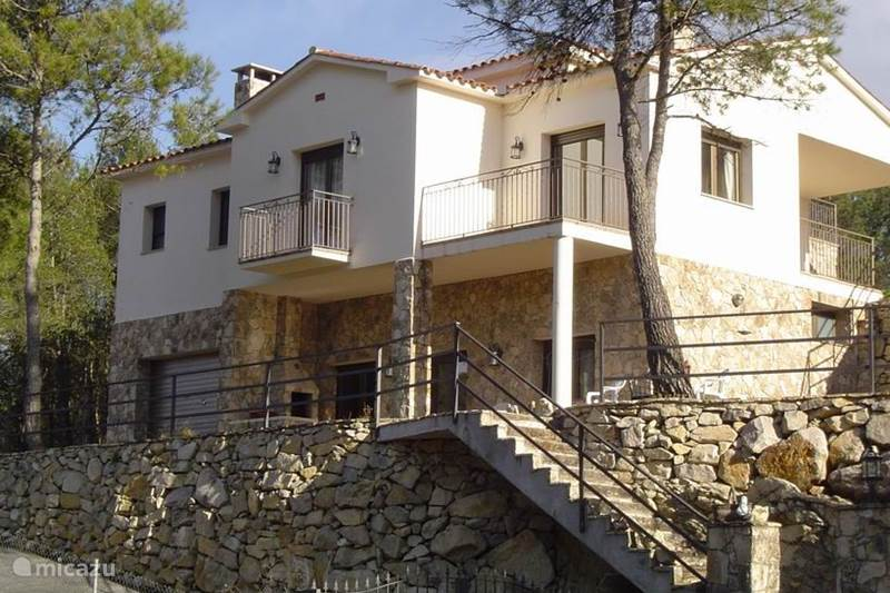 Vakantiehuis Spanje, Barcelona, Sitges Villa Familie-villa in de Sitges heuvels!