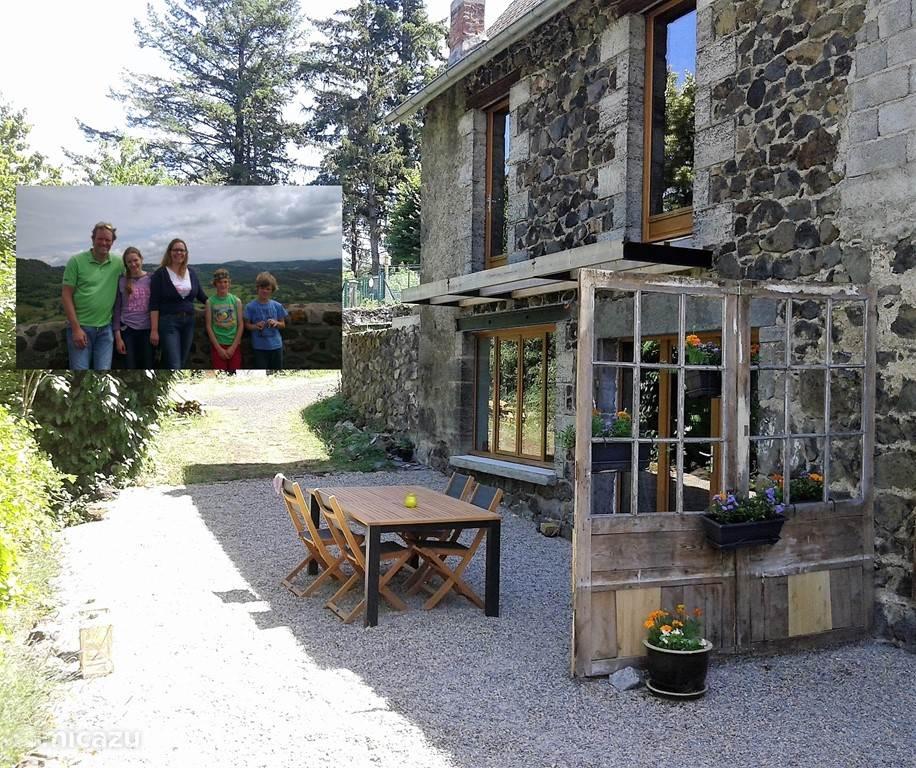 Vakantiehuis Frankrijk, Auvergne, Murol - vakantiehuis L'Atelier de Charpentier