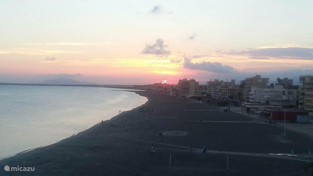 Vakantiehuis Spanje, Costa Blanca, Santa Pola Appartement Appartement direct aan zee