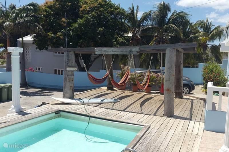Vakantiehuis Curaçao, Banda Ariba (oost), Rust en Vrede Appartement Janwe Apartment 3