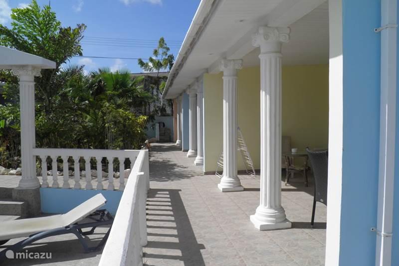 Vacation rental Curaçao, Banda Ariba (East), Rust en Vrede Apartment Janwe Apartment 3