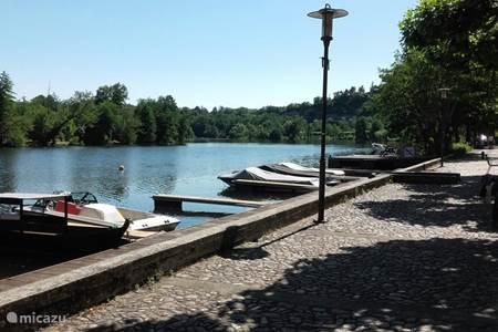 Cajarc: plan d'eau