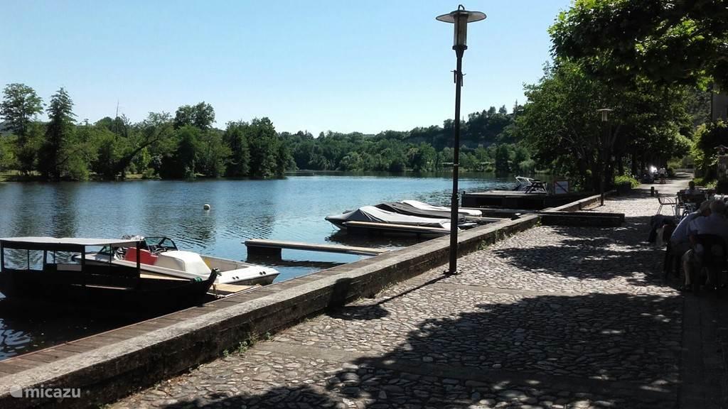 Cajard: plan d'eau