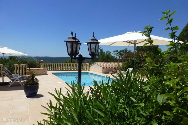 Vakantiehuis Frankrijk, Var, Flayosc Villa Les Papillons