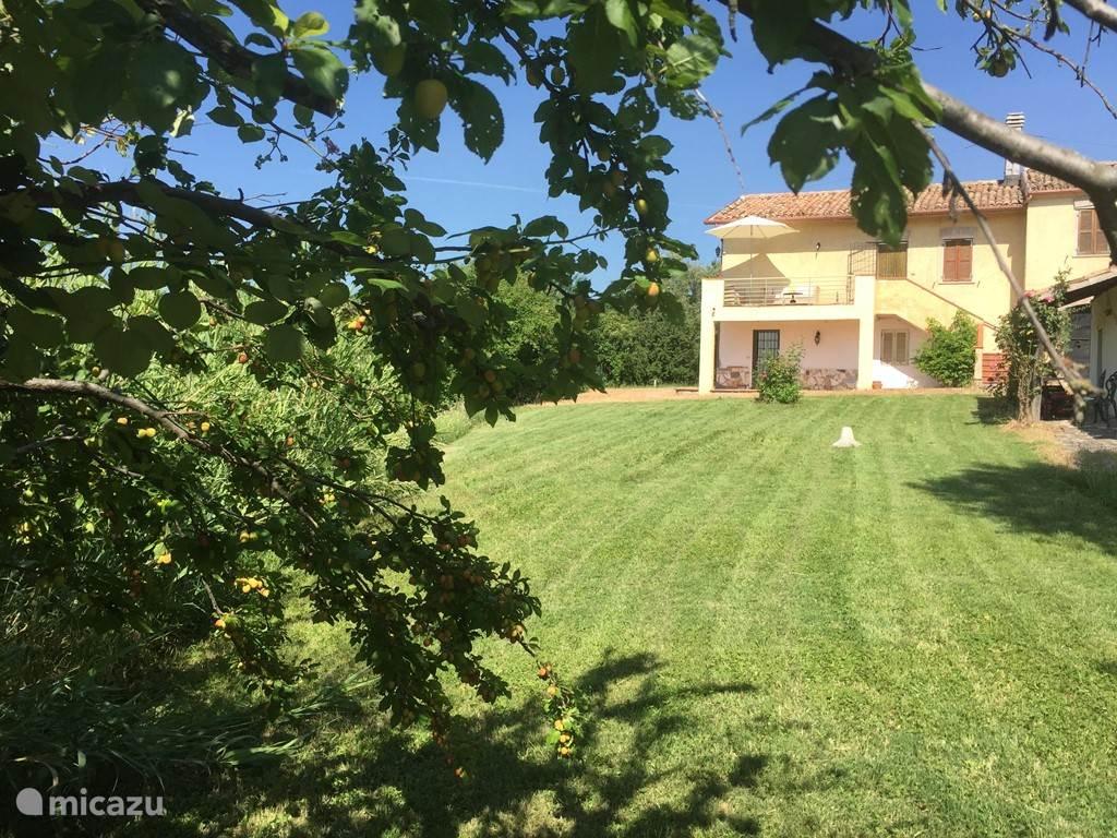 Vakantiehuis Italië, Marche, San Vito sul Cesano villa MARCHE Villa SOTTO GRANDE 180m² 6-P