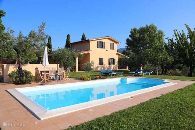 Ferienwohnung Italien – villa Villa Sabina