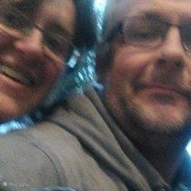 Leo en Kim Schroevers
