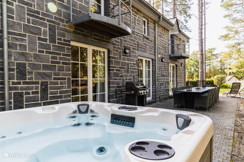 Ferienwohnung Belgien, Ardennen, Bomal-sur-Ourthe Villa Villa 'Sy'