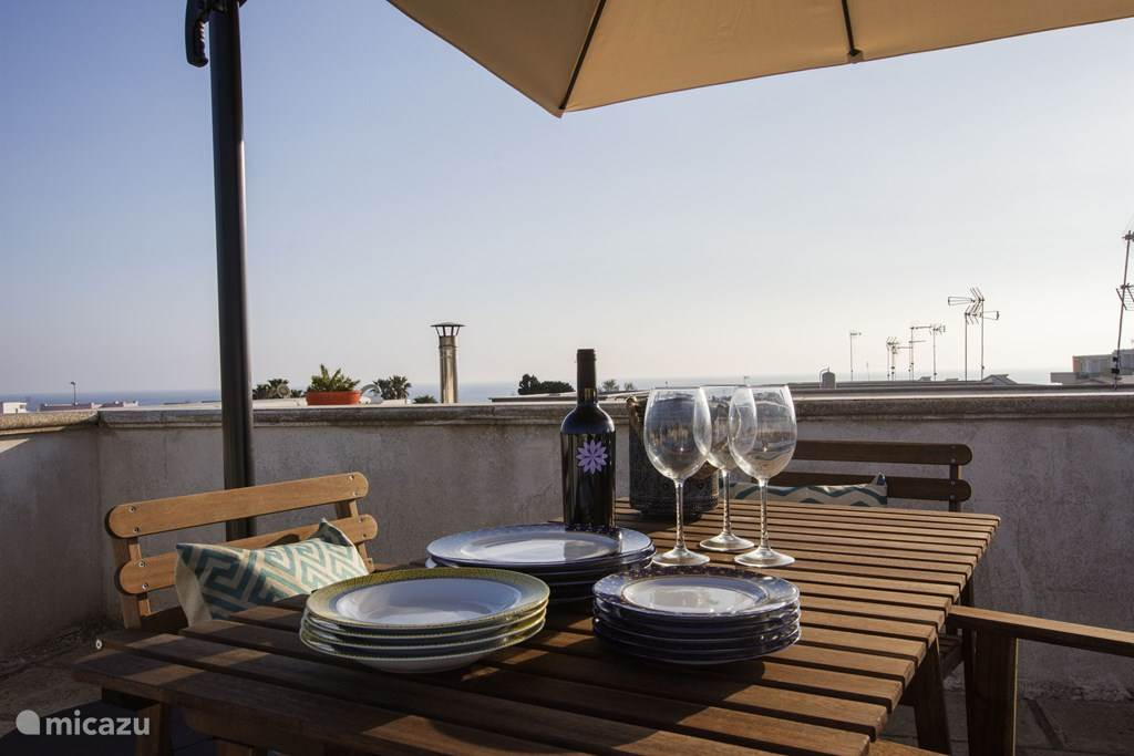Vacation rental Italy, Apulia, Torre San Giovanni apartment Salento Seaside Boutique Apartment