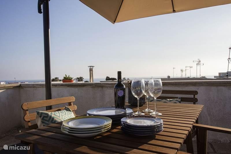 Vakantiehuis Italië, Apulië (Puglia) , Torre San Giovanni Appartement Salento strand Boutique Apartment