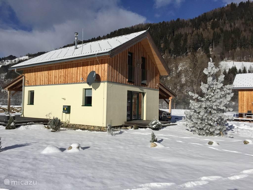 Vakantiehuis Oostenrijk, Stiermarken, Murau chalet Pinus Wallichiana