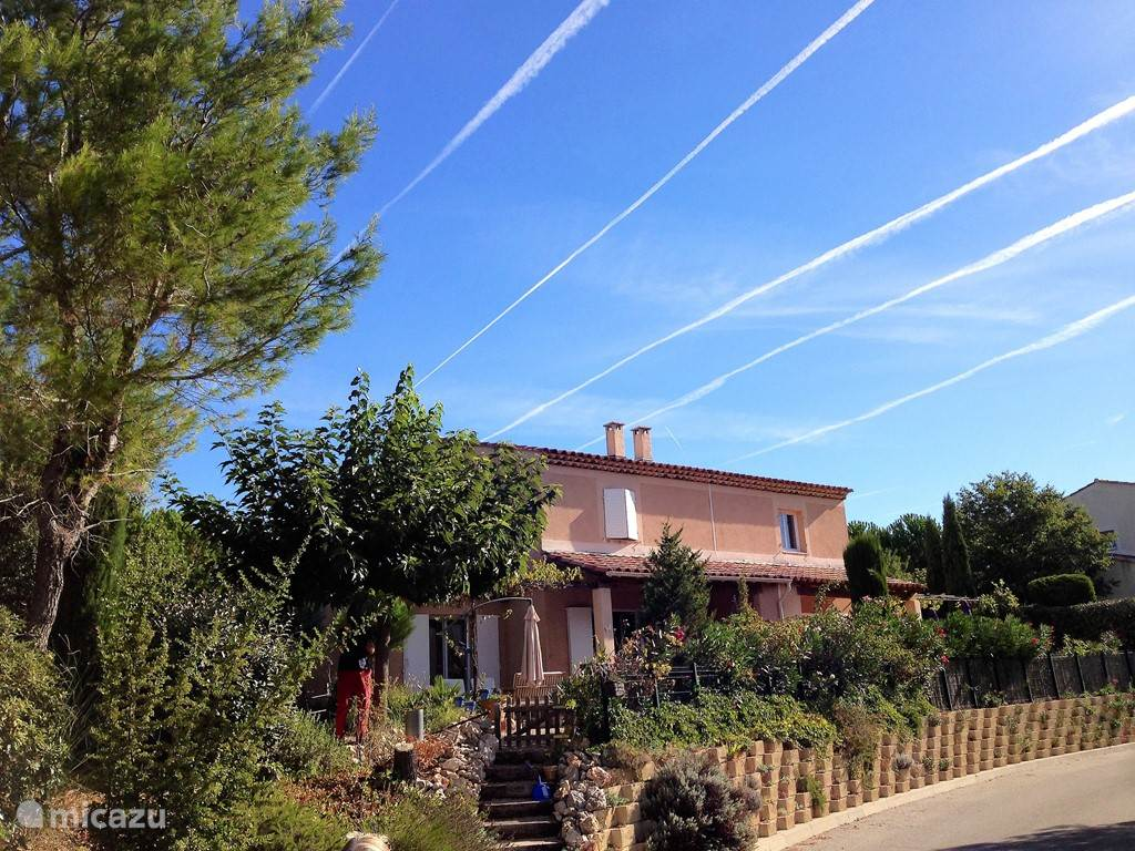 Vakantiehuis Frankrijk, Provence, Nans-les-Pins geschakelde woning Fleur Flottante