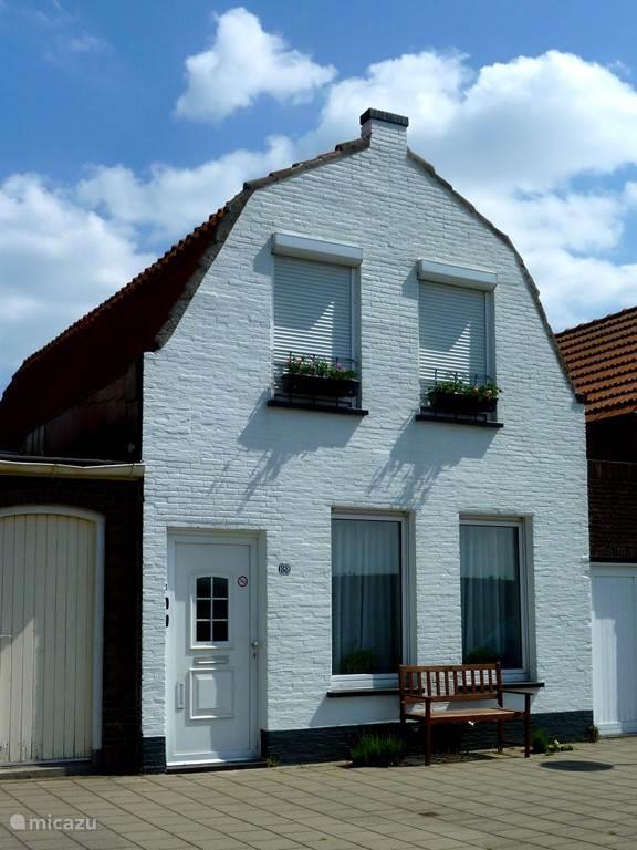 Vakantiehuis Nederland, Zeeland, Breskens Vakantiehuis Vakantiehuis De Strandheuvel