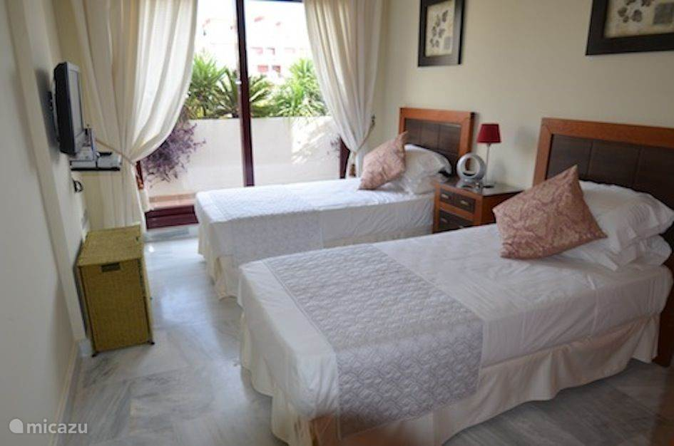 Twin slaapkamer
