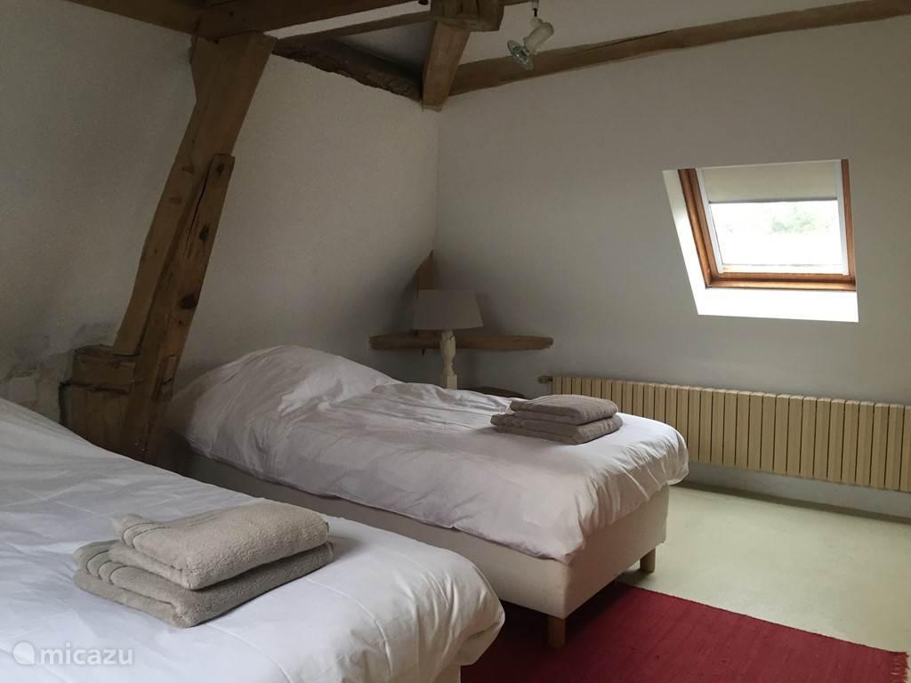 slaapkamer 2e etage