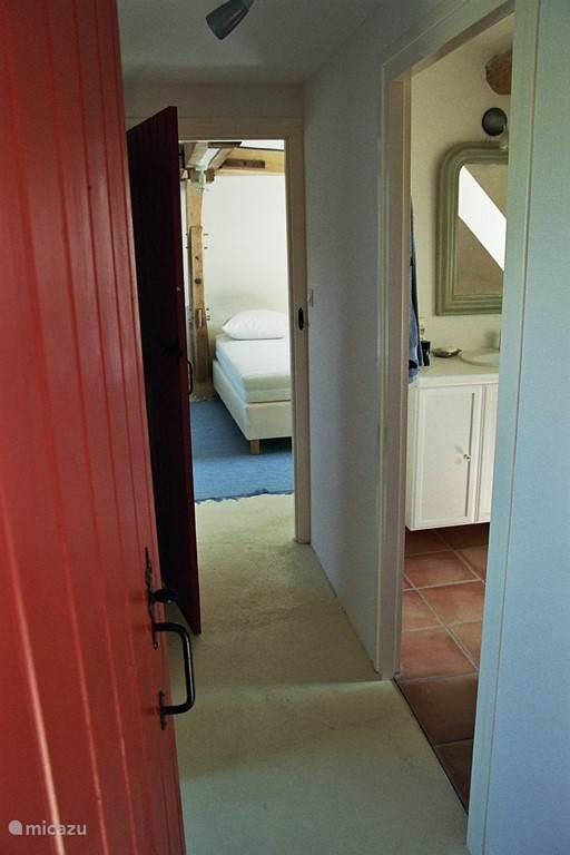 slaapkamer en 2e badkamer